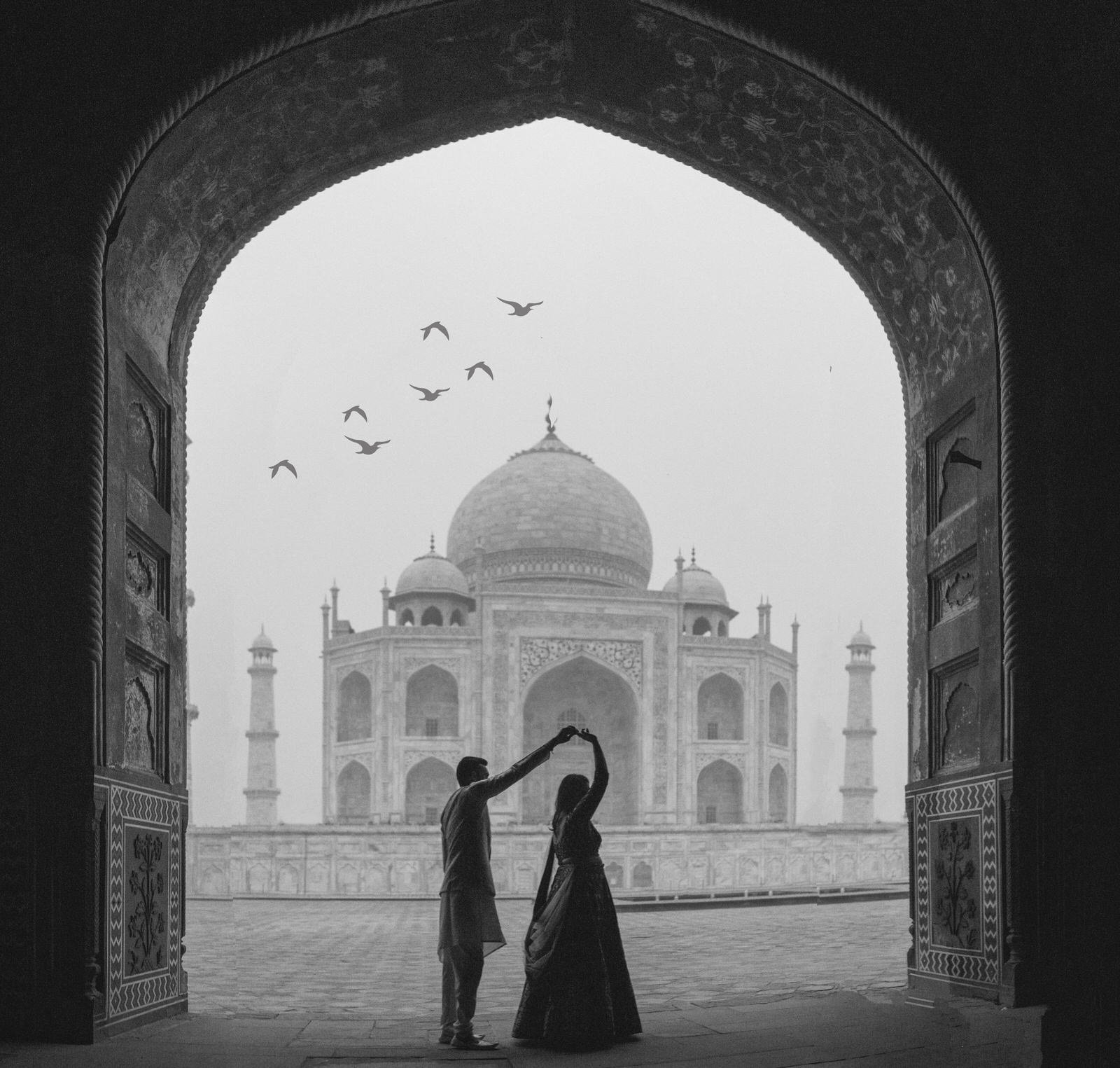 Roli & NIgam's Taj Session - 0581-Pano-Edit-2 - December 28, 2019