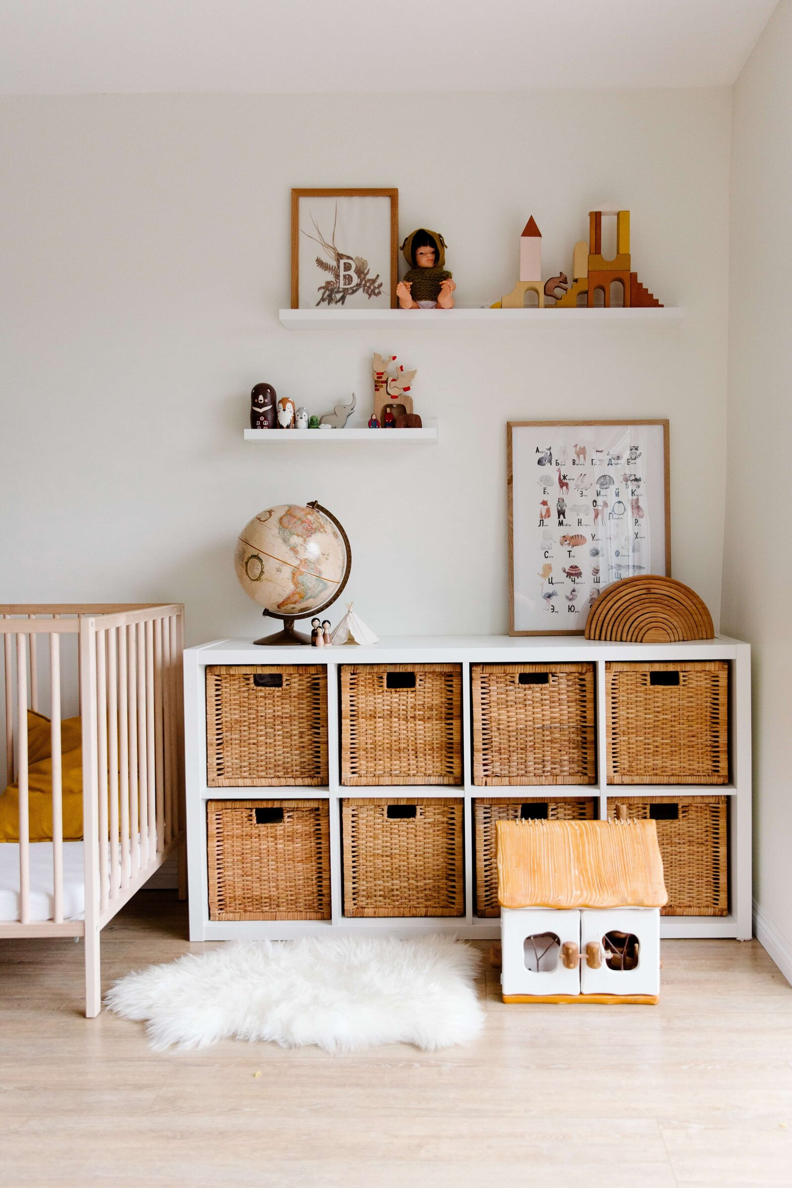 Stock 19 nursery interior