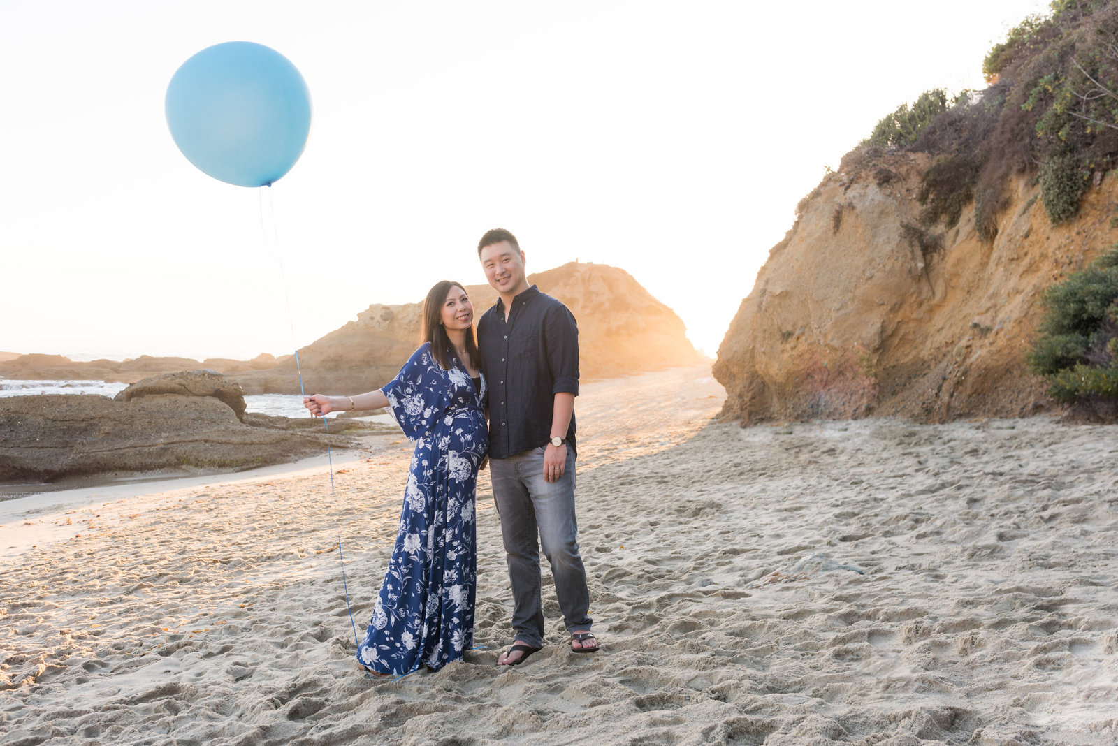 Orange County Laura + Brad Newborn Family Wedding Maternity Photographer