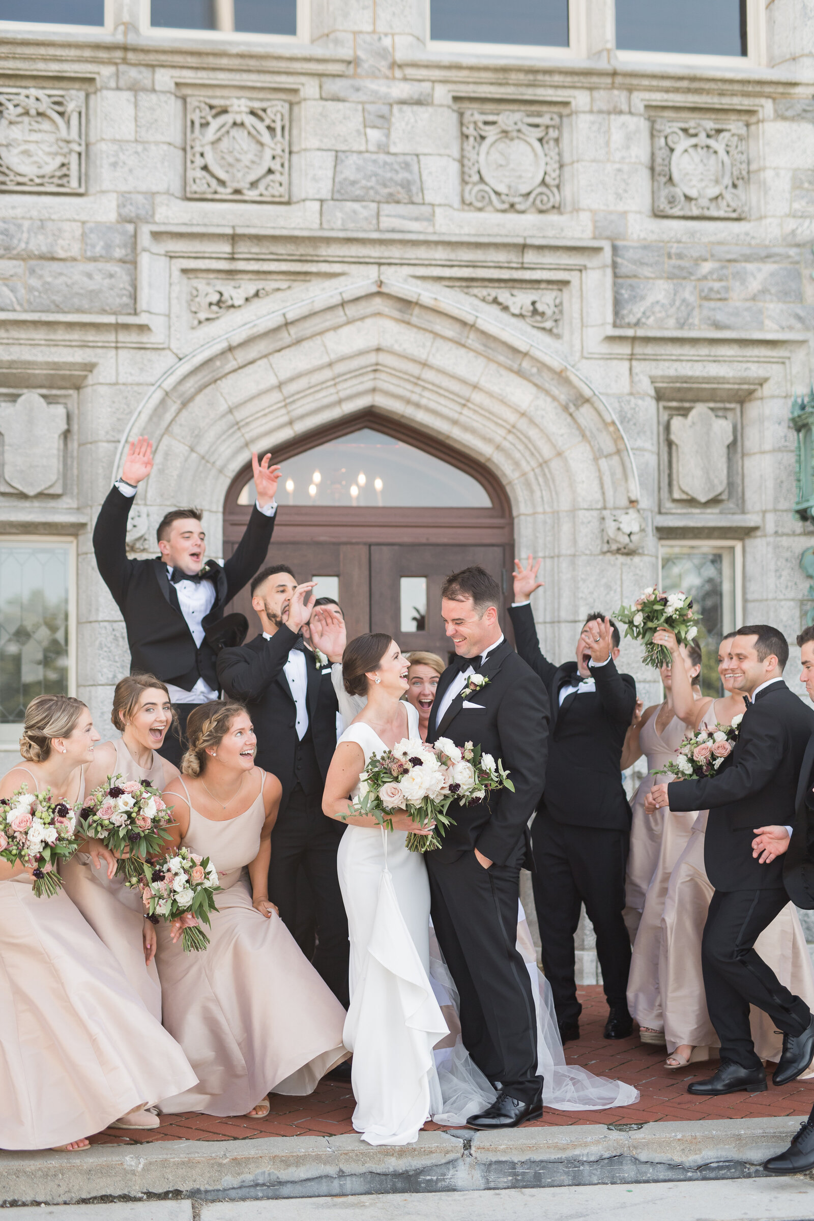 berry toned branford house mansion wedding_21