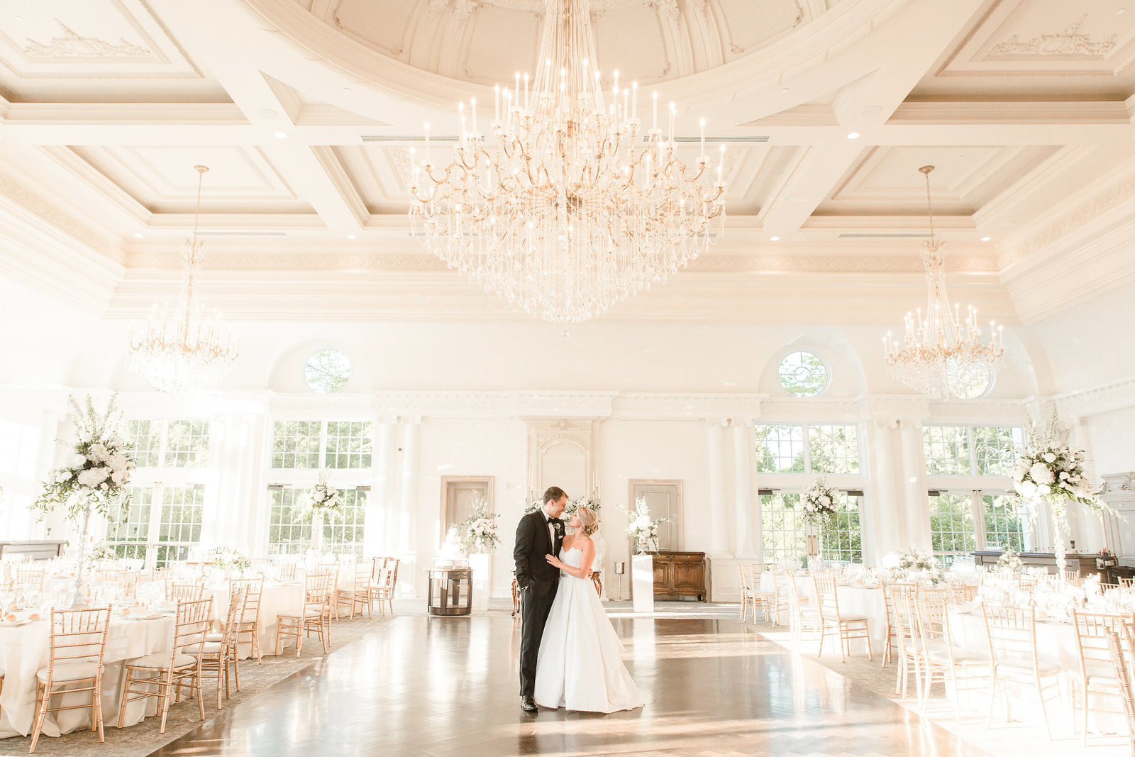 Wedding at Park Chateau Estate in New Brunswick, NJ