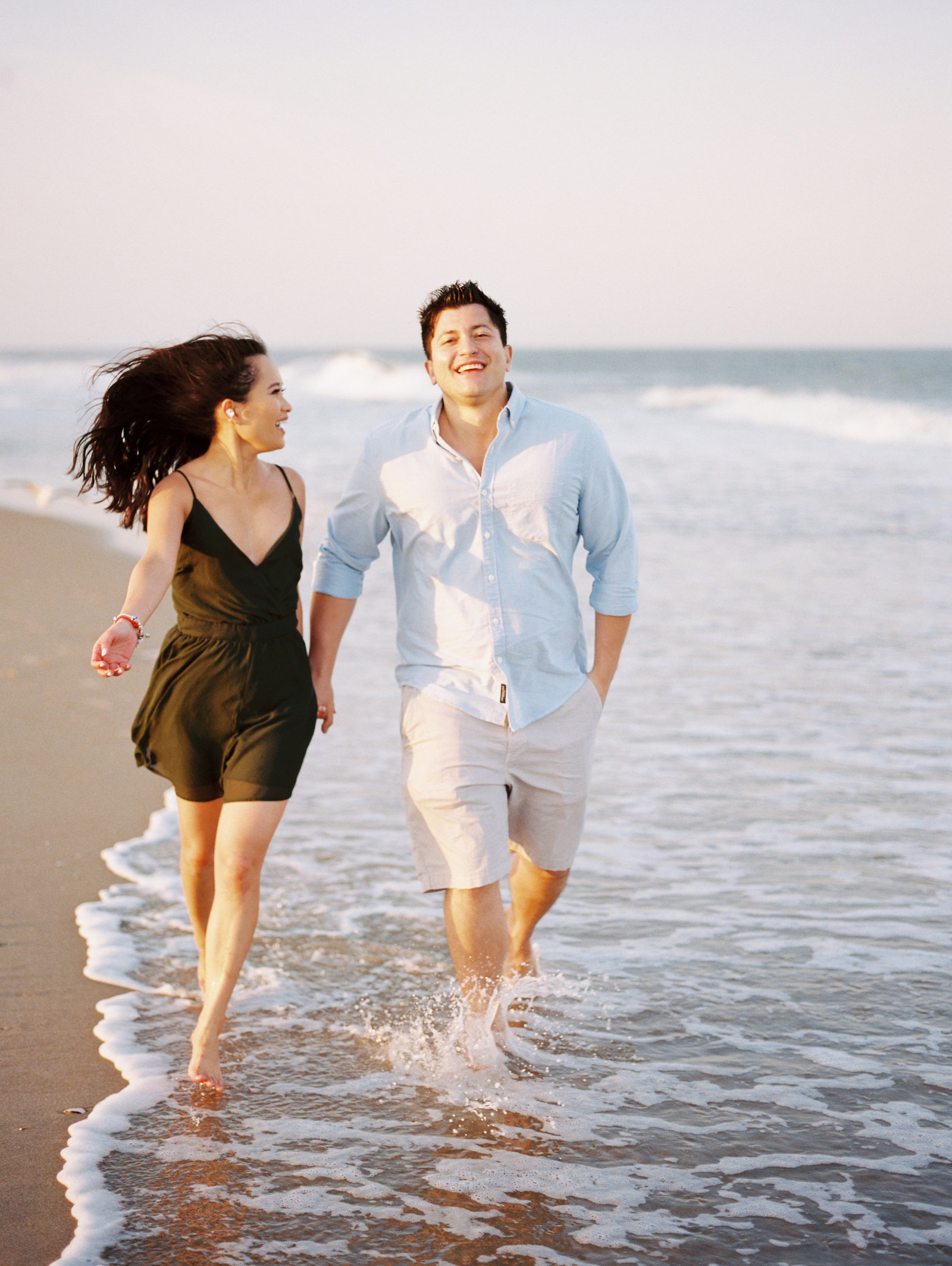 ocean-city-boardwalk-engagement-session