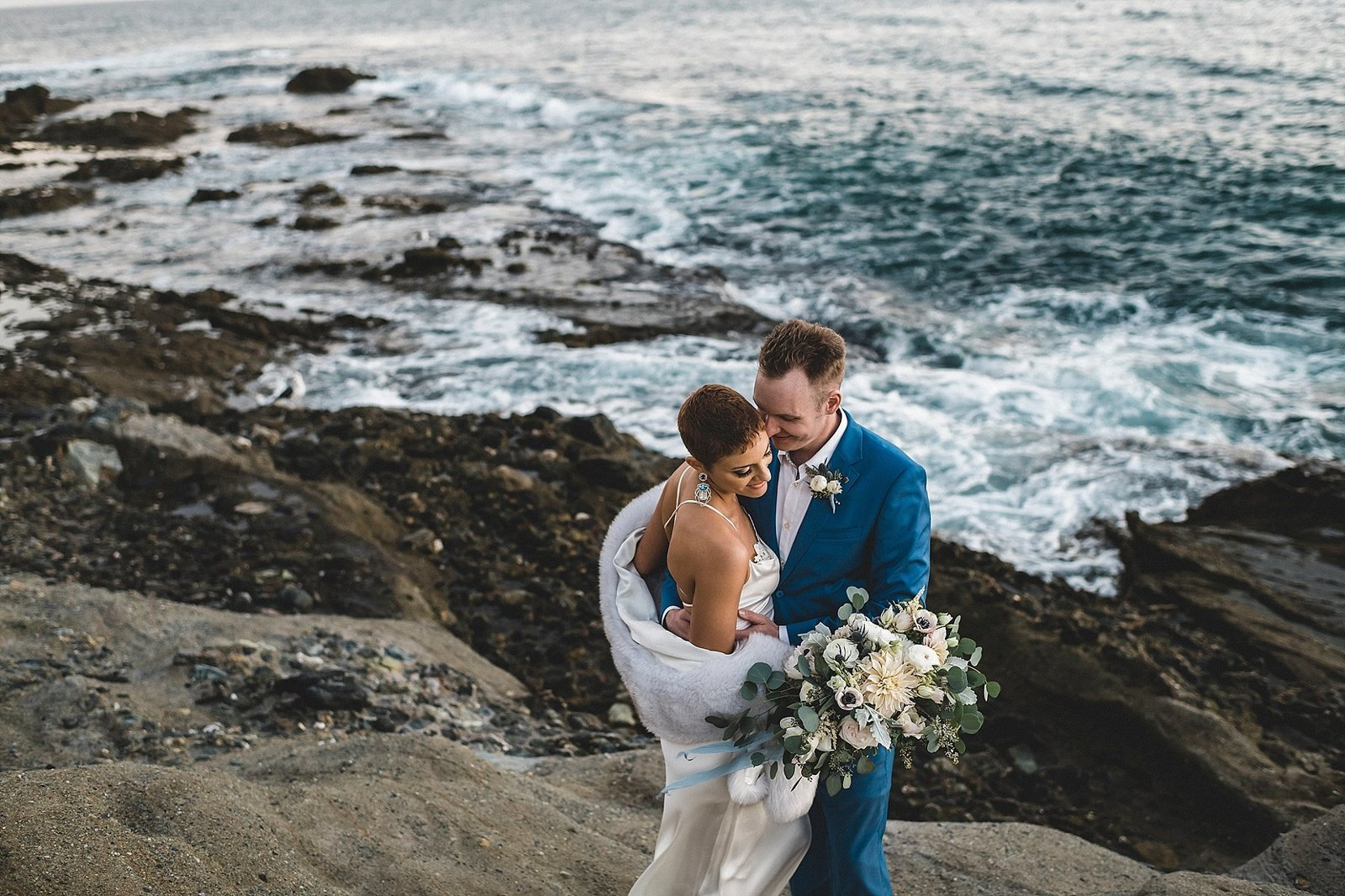 Elopement Photographer Laguna Beach Montage Wedding Elopement 0061