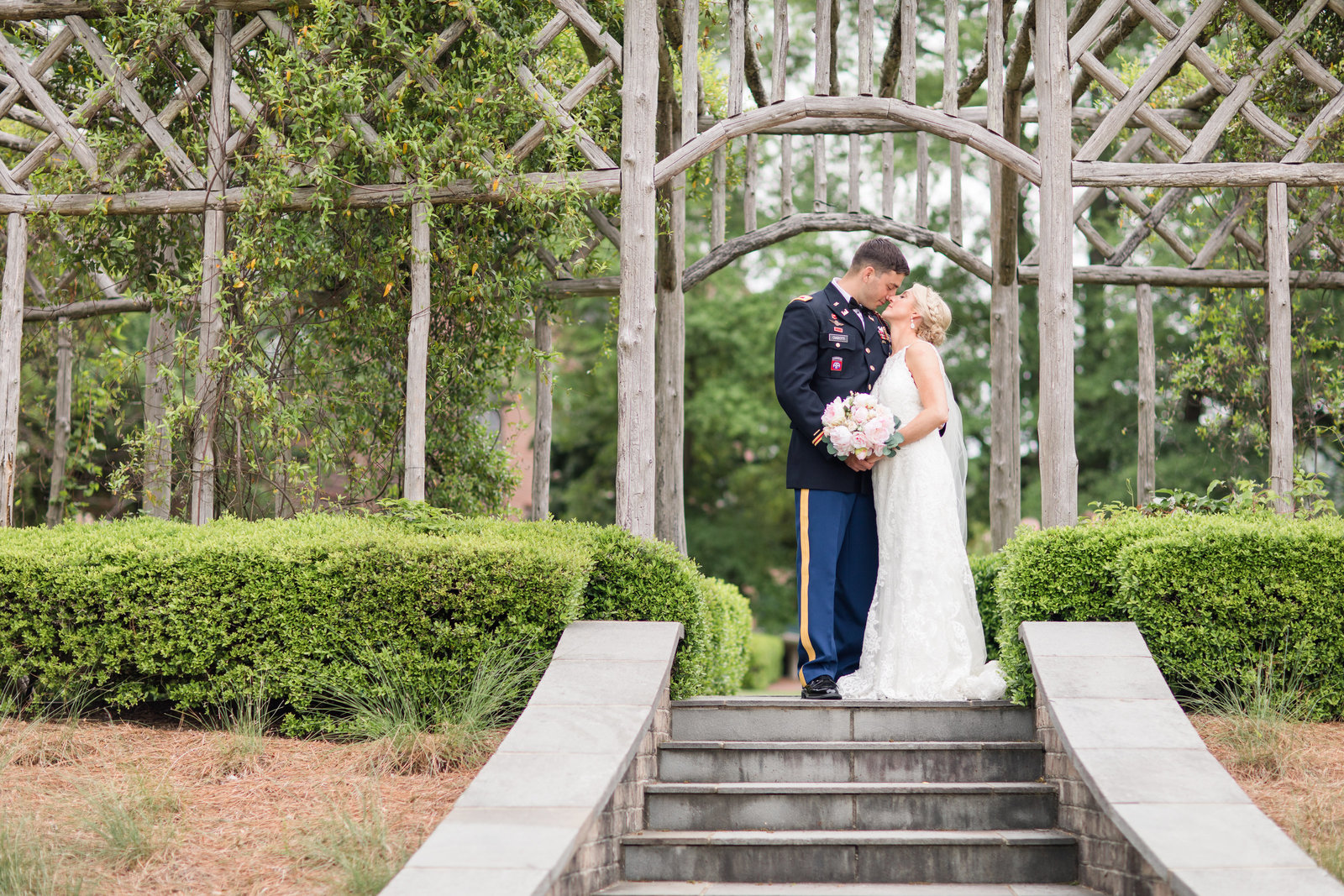 Pinehurst Arboretum Wedding Day, Pinehurst, NC