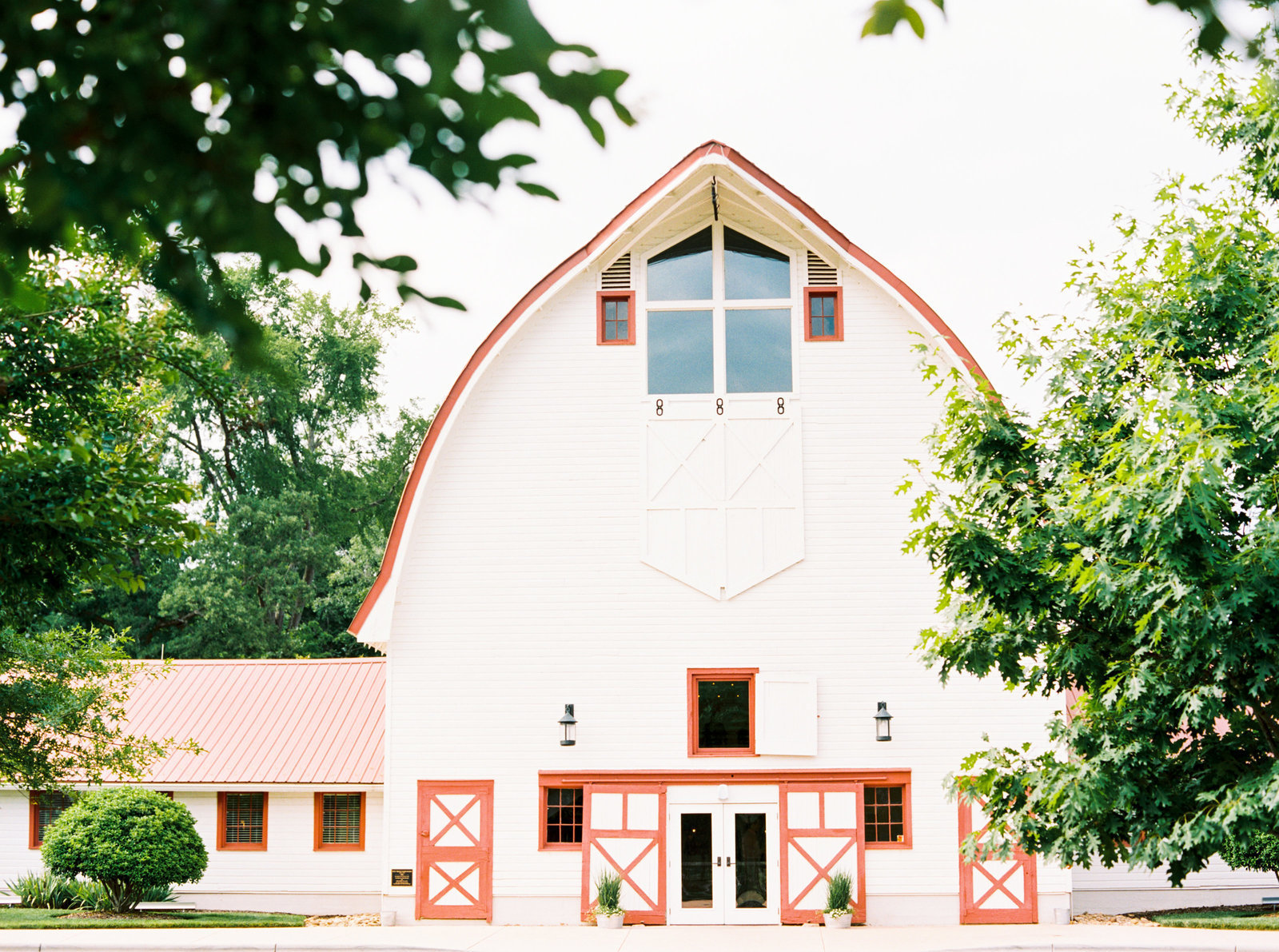 WinMock Barn Winston Salem Wedding Venue