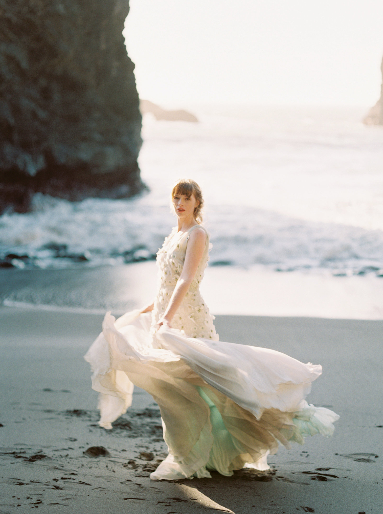 Elopement on the Oregon Coast