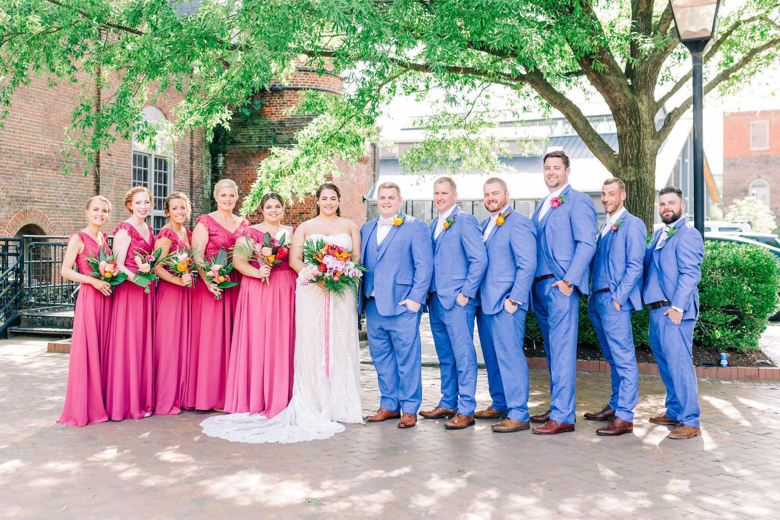 Fiesta Themed Richmond Wedding-370