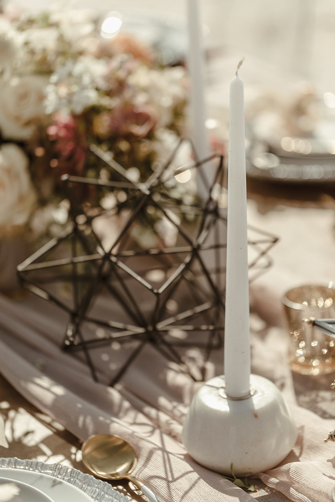 Celestial wedding inspiration_ beach elopement style-39