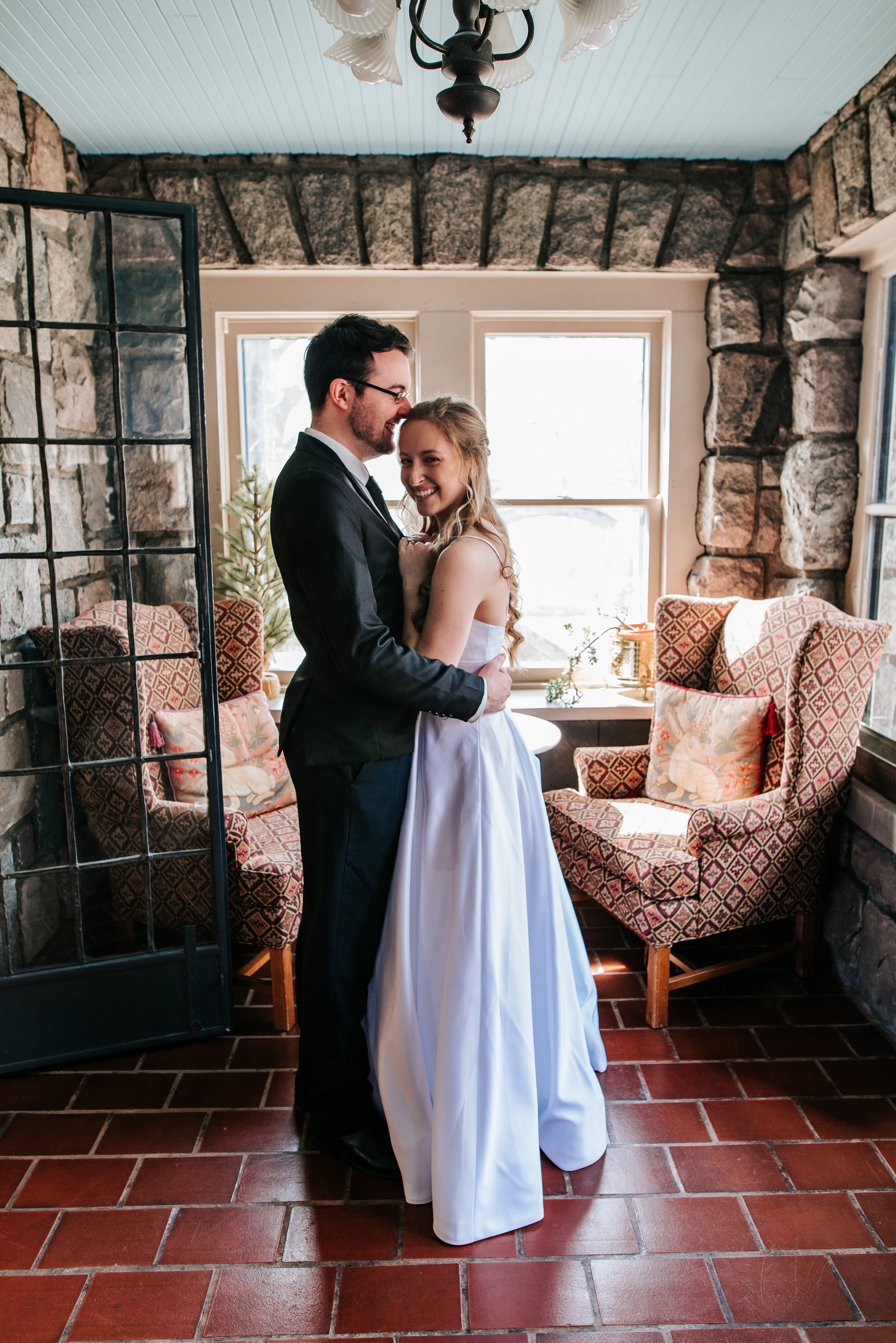 MichiganWeddingPhotographer, Ann Arbor Wedding, Stone Chalet Elopement Wedding