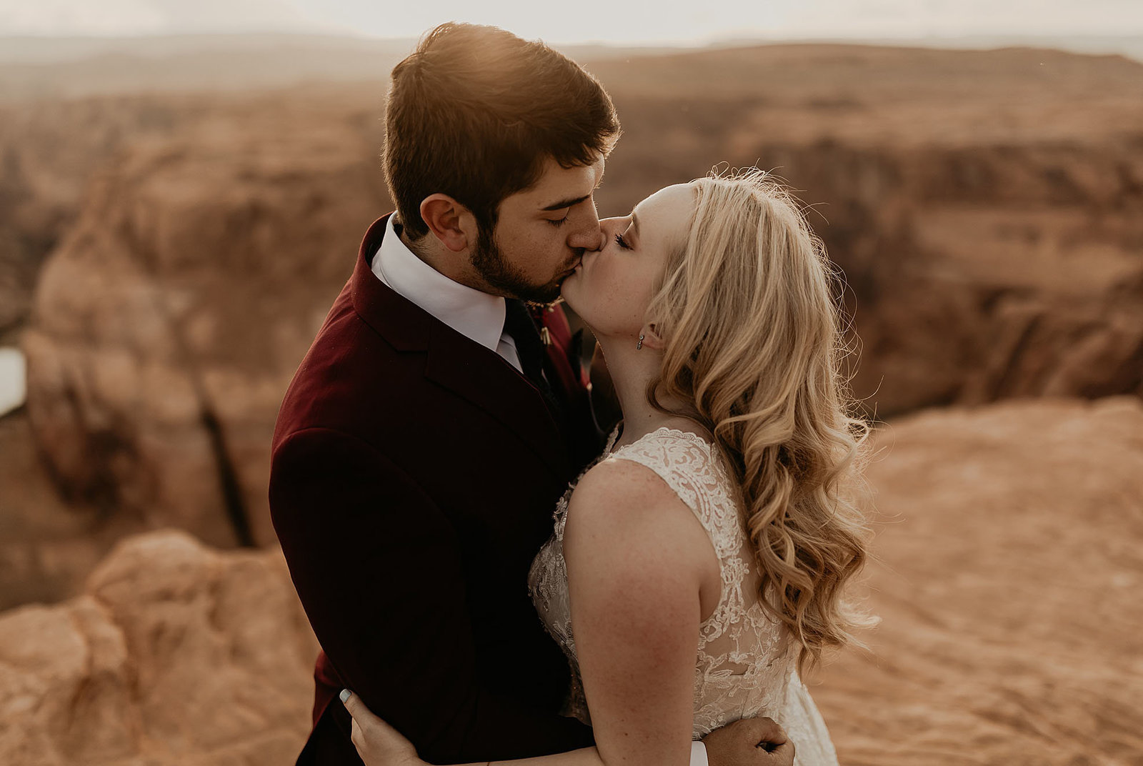 Horseshoe Bend Arizona Elopement_0066