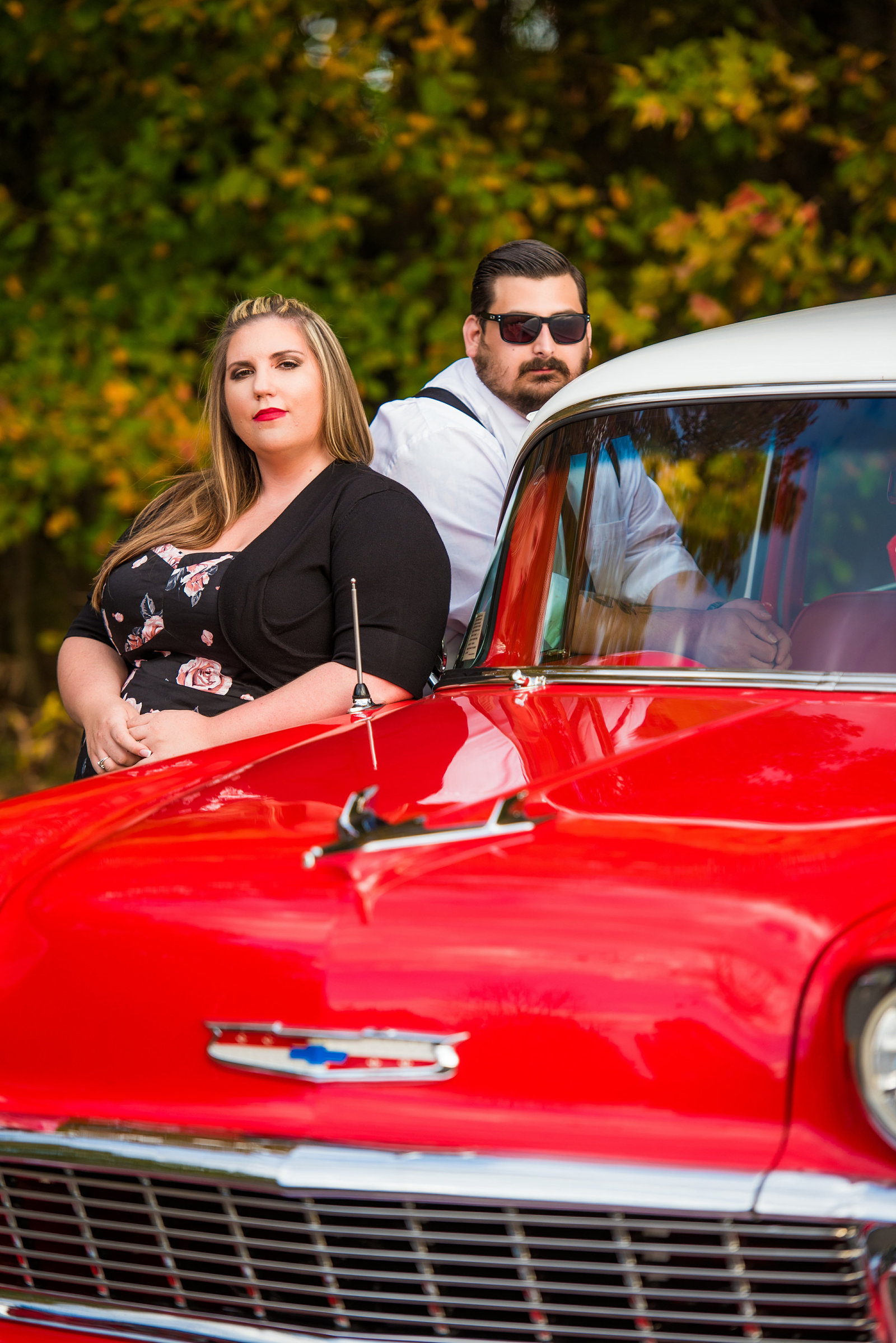 Retro_Pinup_Car_engagement_session_Nj090