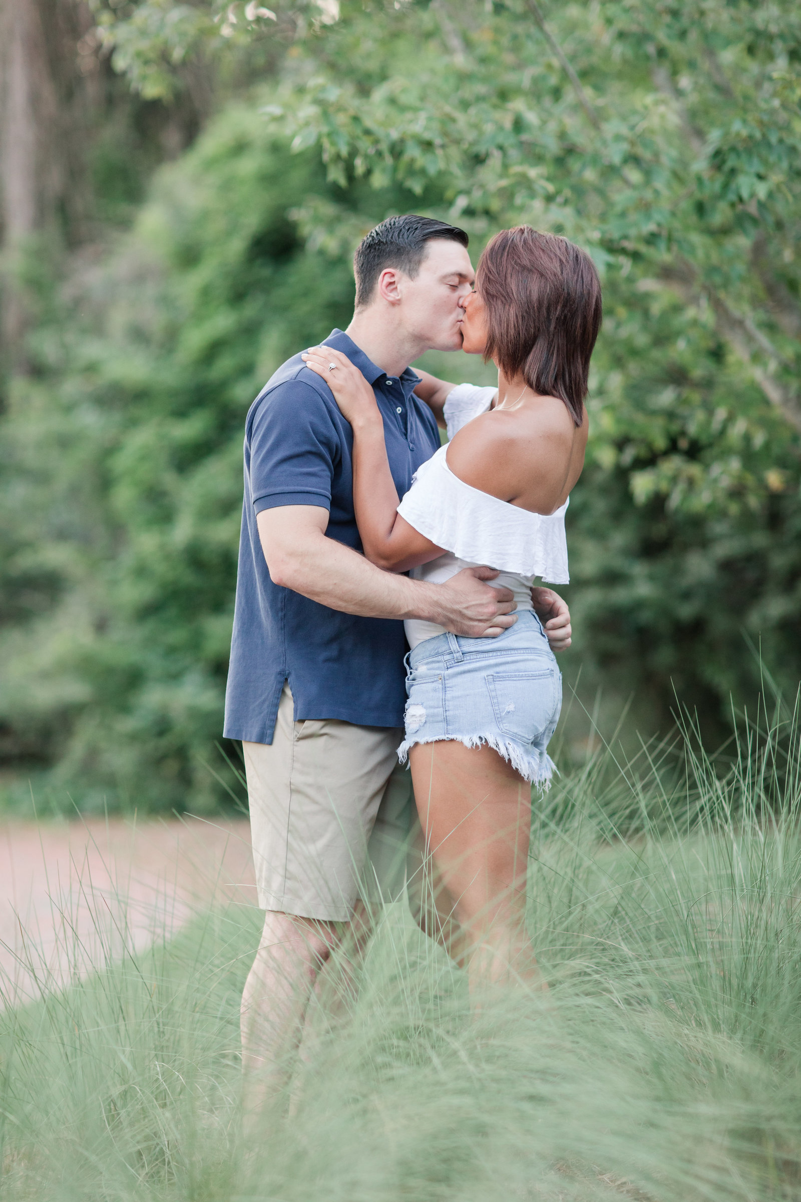Jennifer B Photography-Jacob & Elyse-Engagement-Pinehurst NC-JB Favs-2019-0143