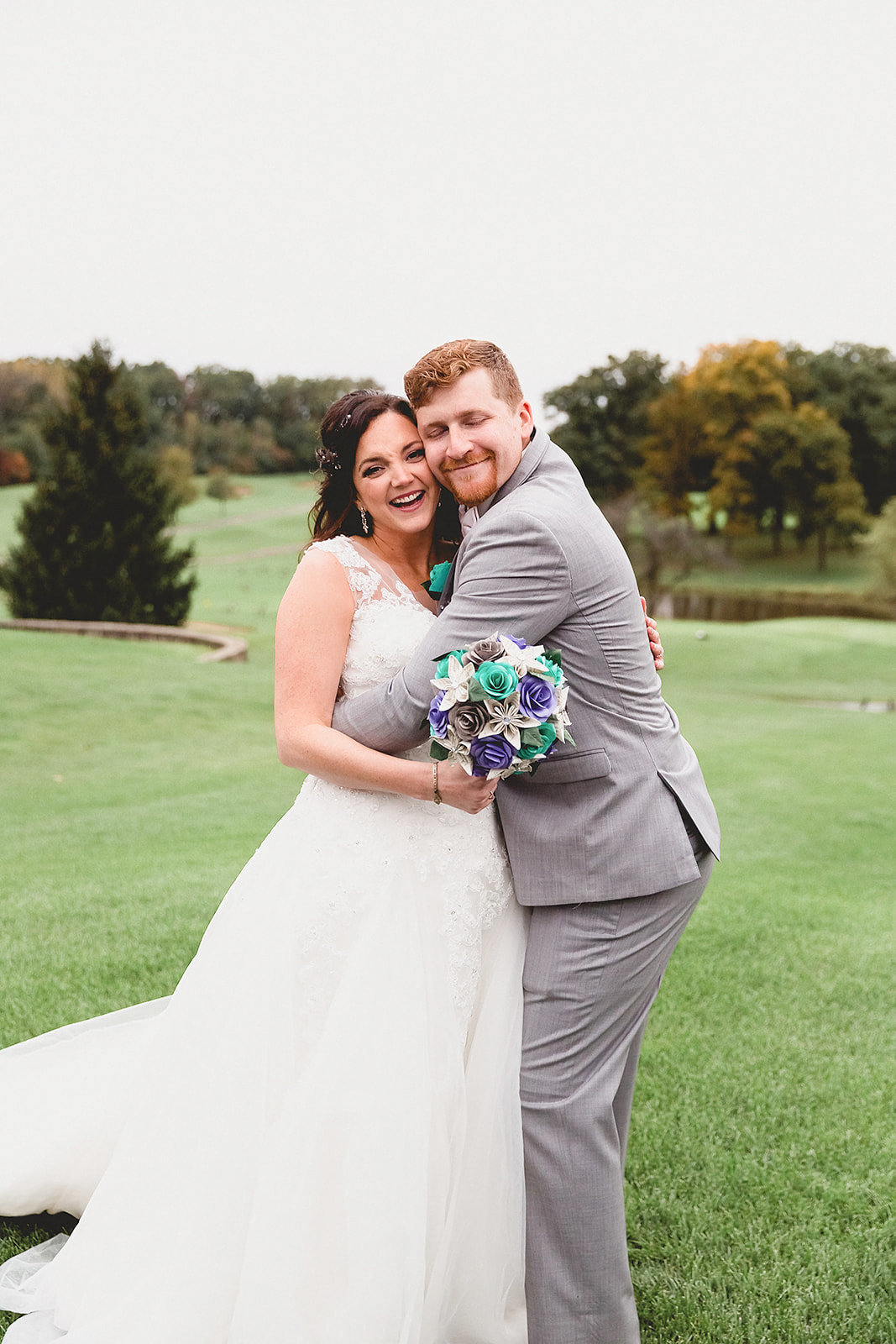 Sarah Crost Phtotography - Illinois Wedding Photographer - Longo-1