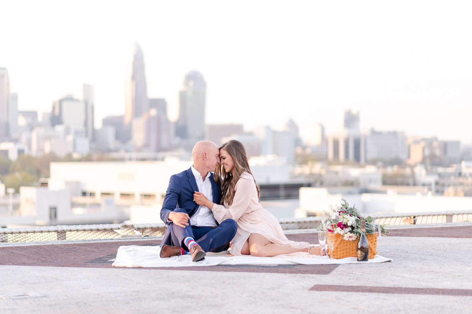 Charlotte_Skyline_Engagement