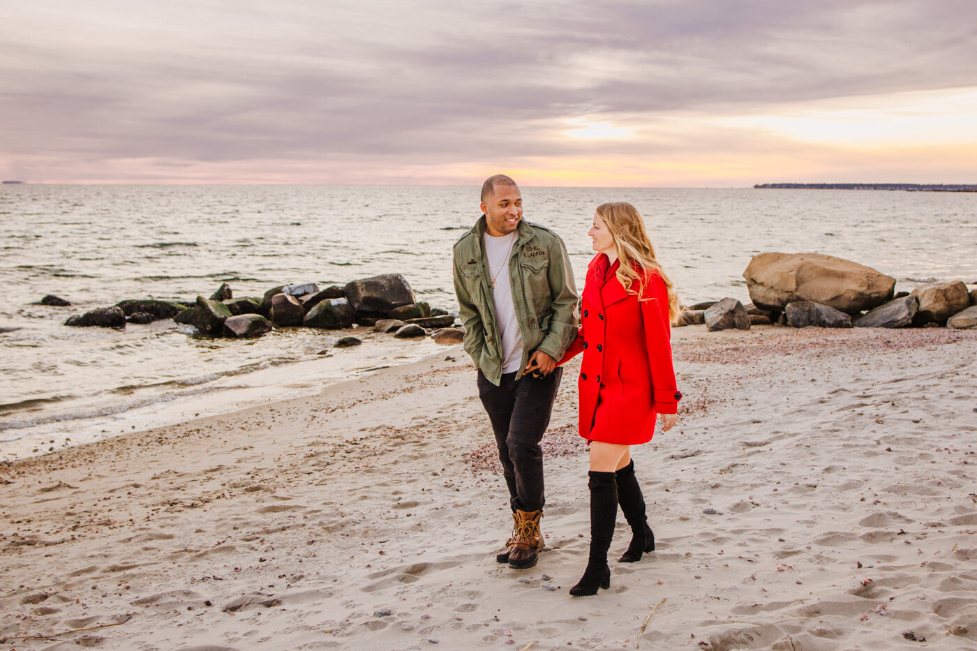 Mystic CT Proposal Photographer