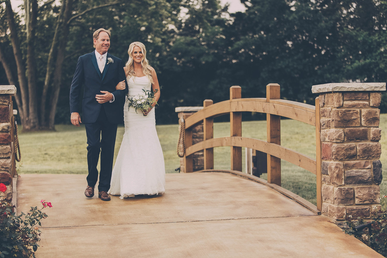 Premier Gatlinburg wedding photographer.