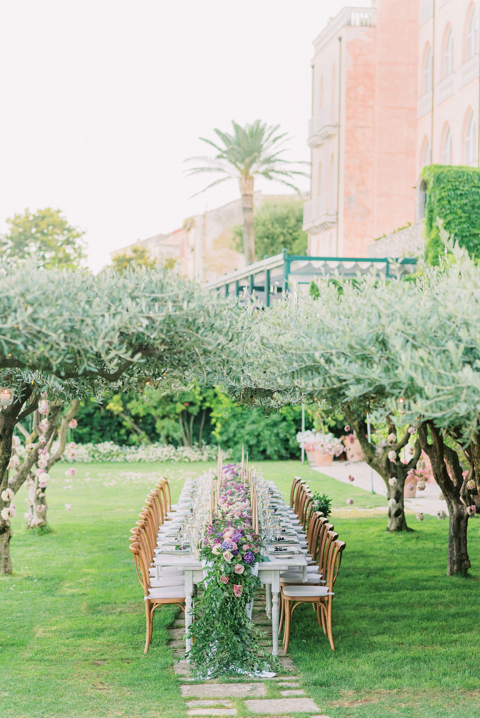wedding in Belmond Hotel Caruso Ravello