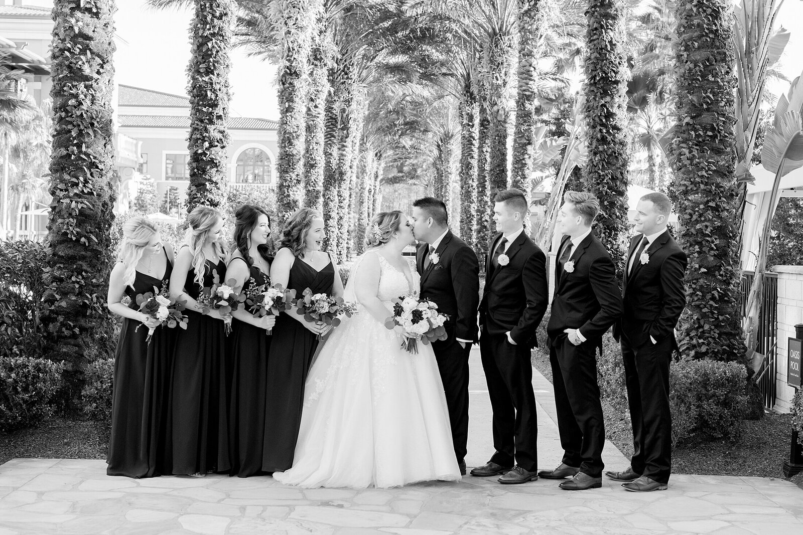 Bridal Party | Four Seasons Wedding | Chynna Pacheco Photography