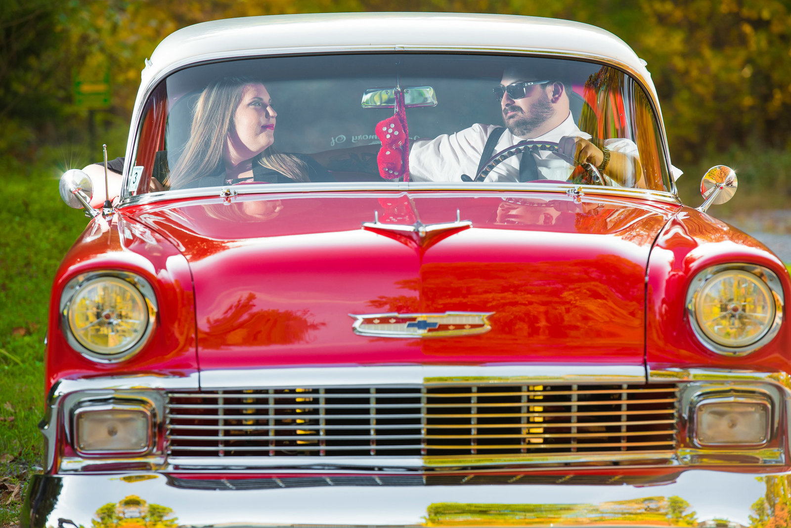 Retro_Pinup_Car_engagement_session_Nj046