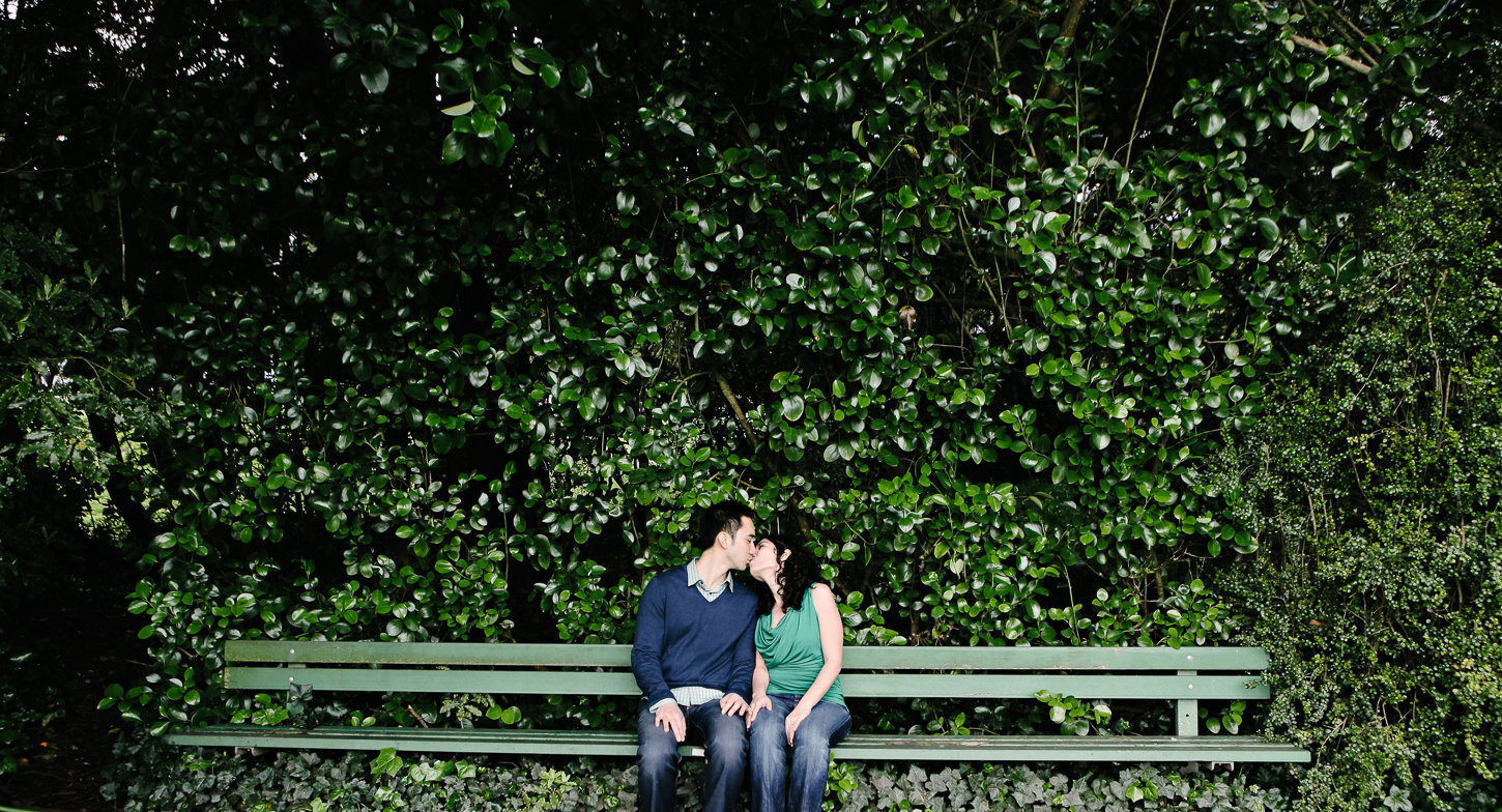 Engagement photography in San Francisco