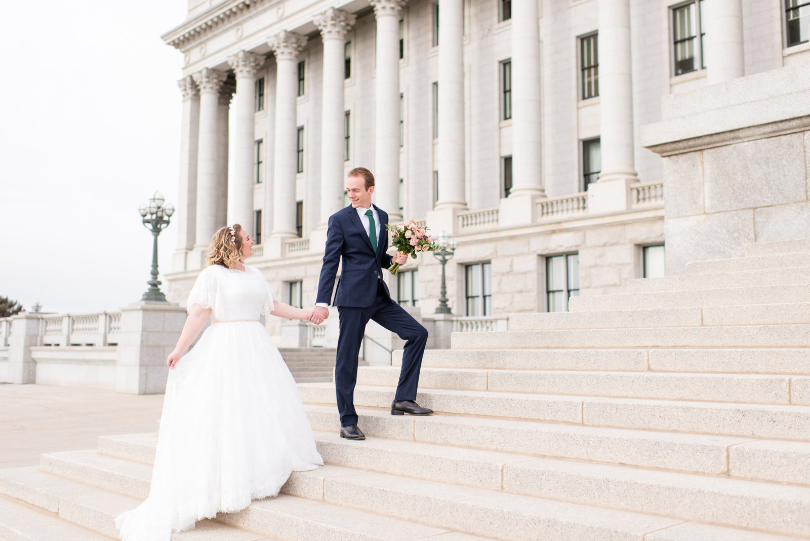 Utah State Capitol Winter Formal Session