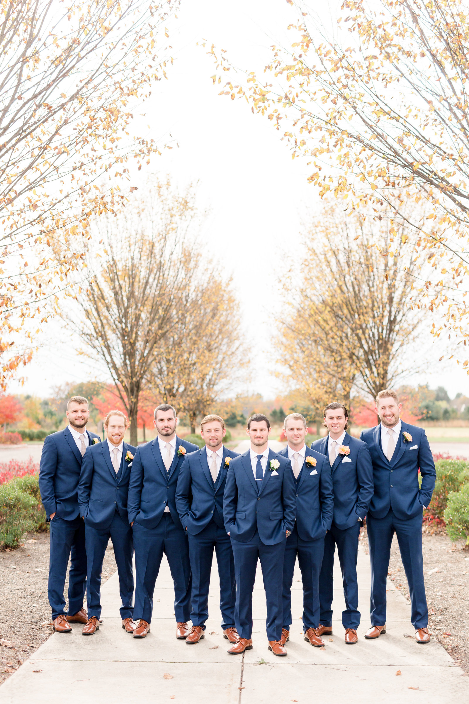Blue Bell Country Club Wedding Photographer Photo-97