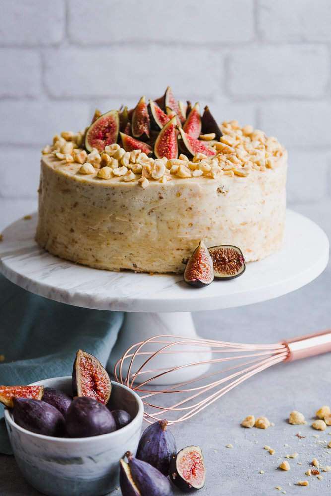 Fig cake - Food Photography - Frenchly Photography-3271