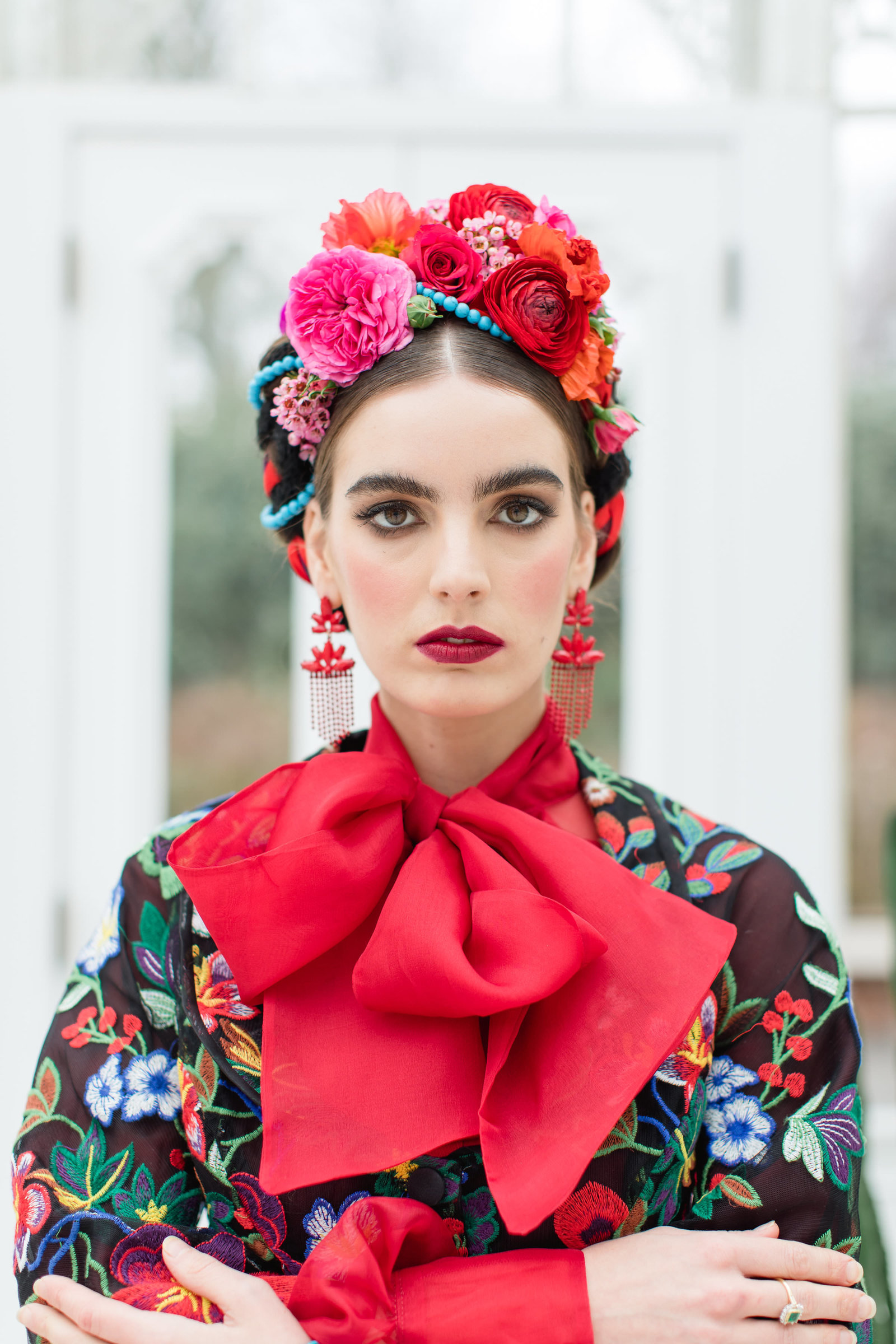 Frida-Kahlo-inspired-Mariachi-embroidered-flower-jacket-JoanneFlemingDesign-RobertaFacchiniPhoto (2)