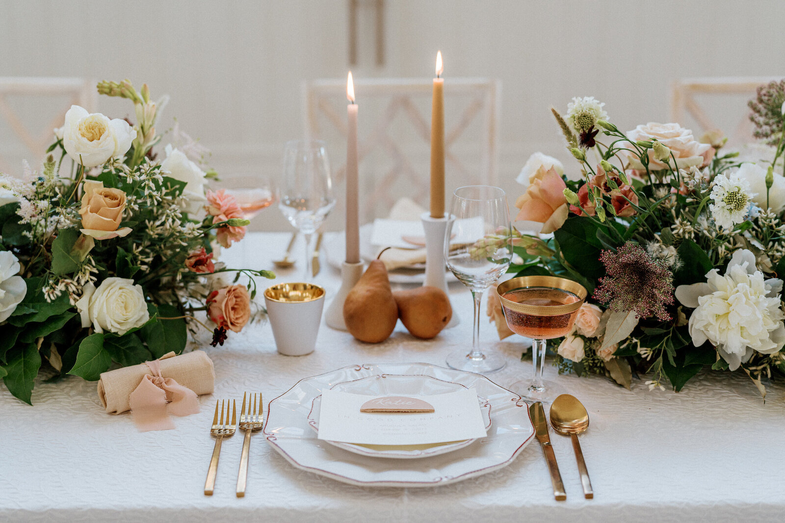 Table Top by Kast Events, Krystal Kast Photography, Wild Flora Farm, Carolina Grove, American Party Tables, Mason Dixon Design