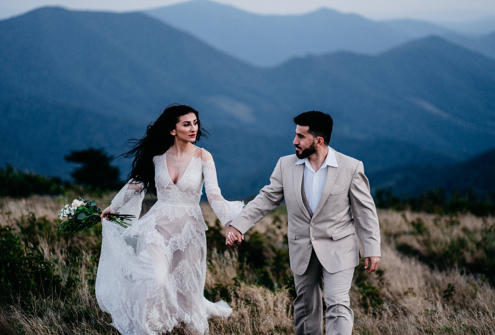 Asheville Wedding Elopement Roan Mountain 200Mercy Photography