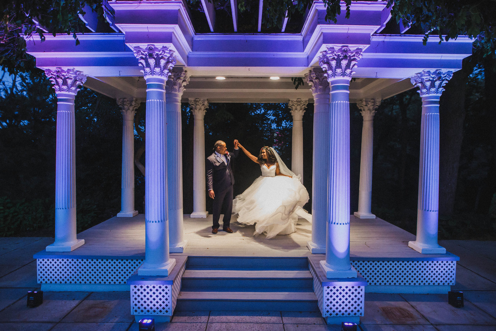 DC Wedding Photographer - M Harris Studios-8447