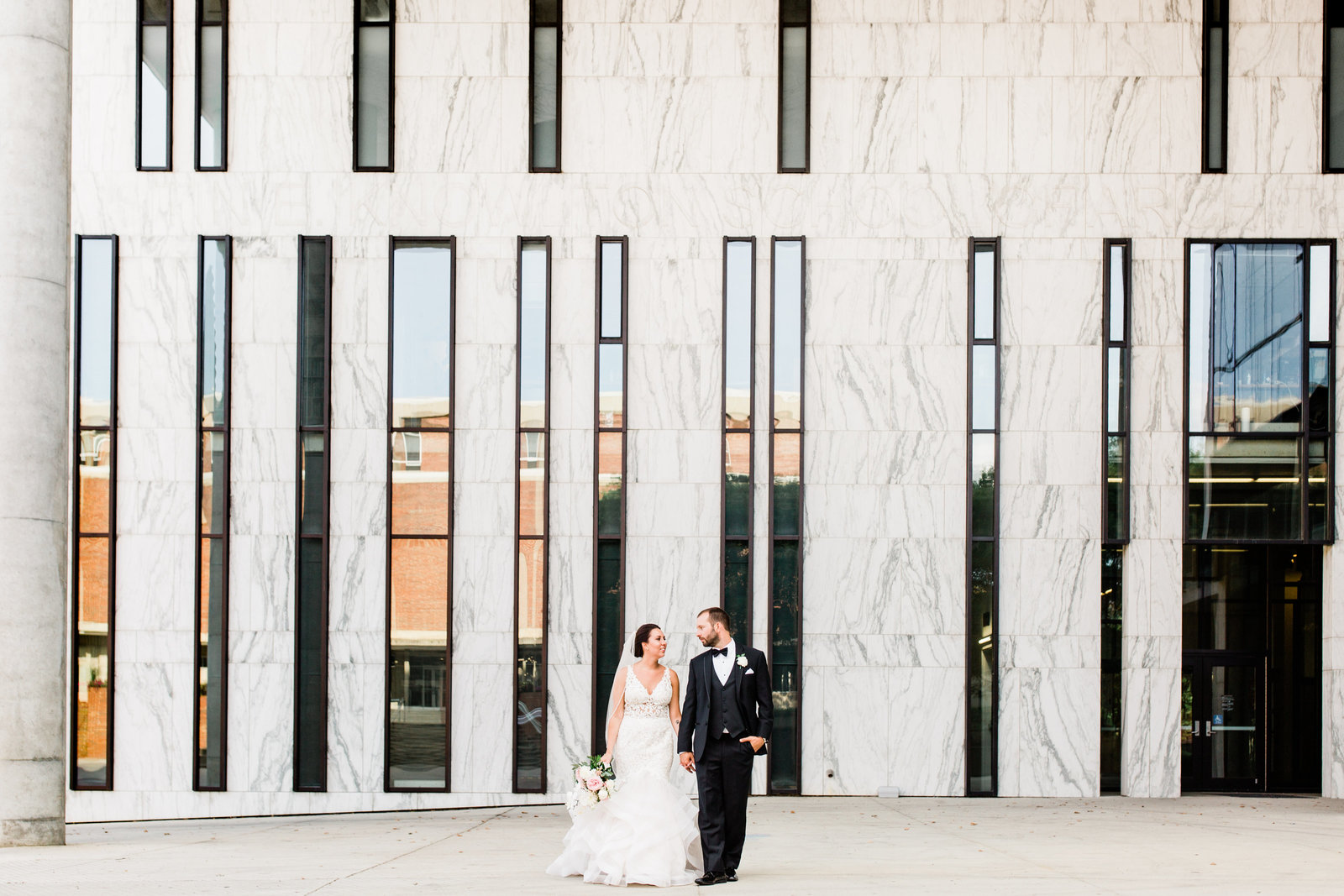 The Blackwell OSU wedding  portraits