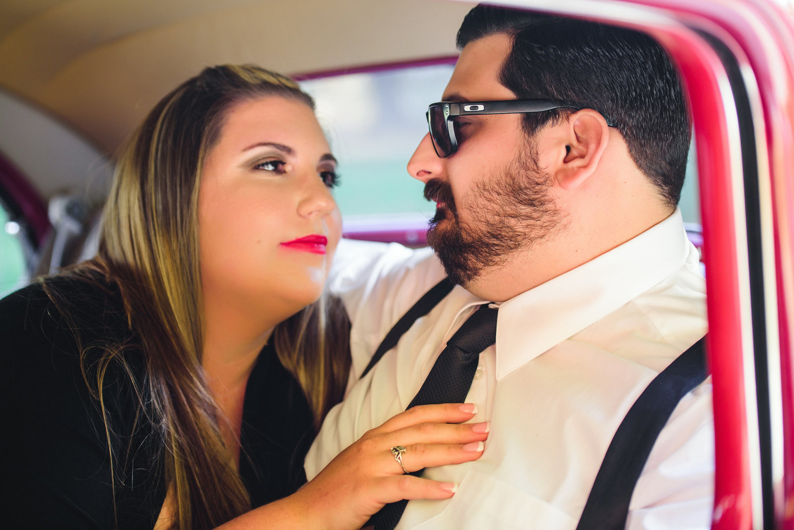 Retro_Pinup_Car_engagement_session_Nj025