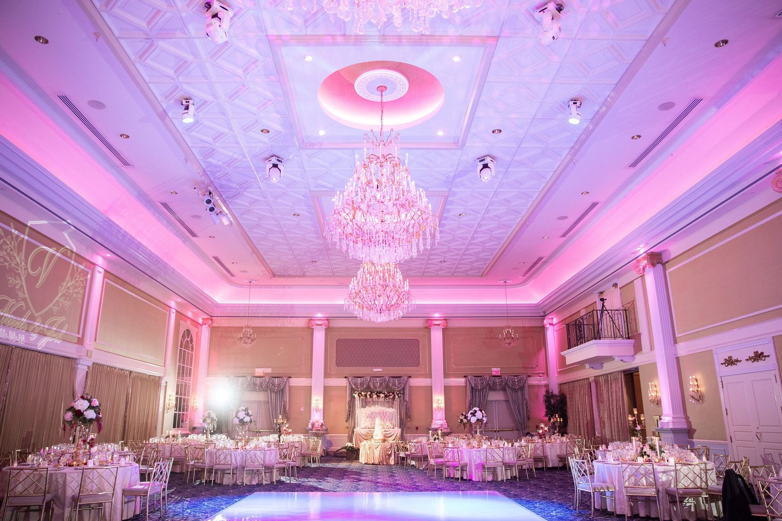 East Ballroom at The Palace