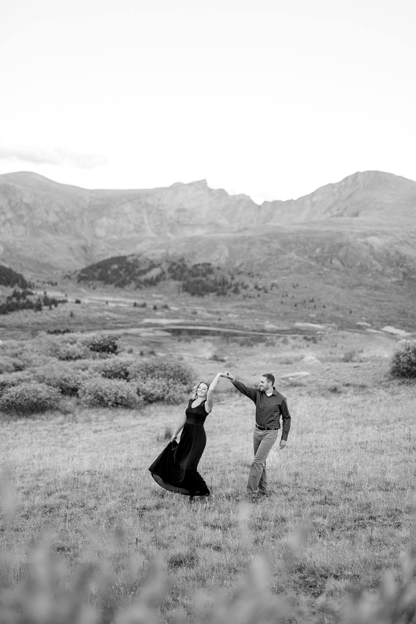 best engagement portrait locations in colorado
