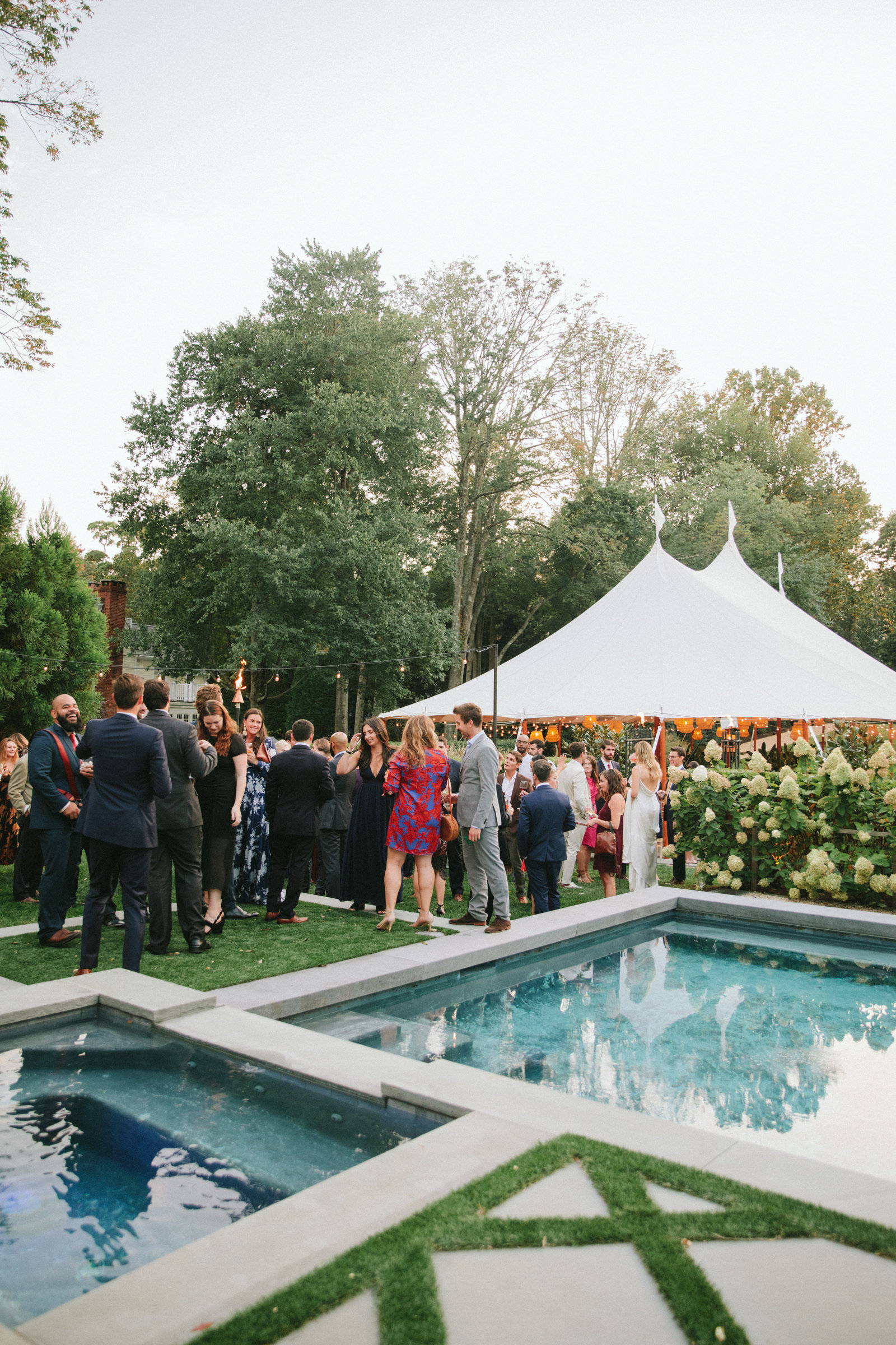 Tented Home Wedding_Boho Wedding_Darien_Connecticut_68