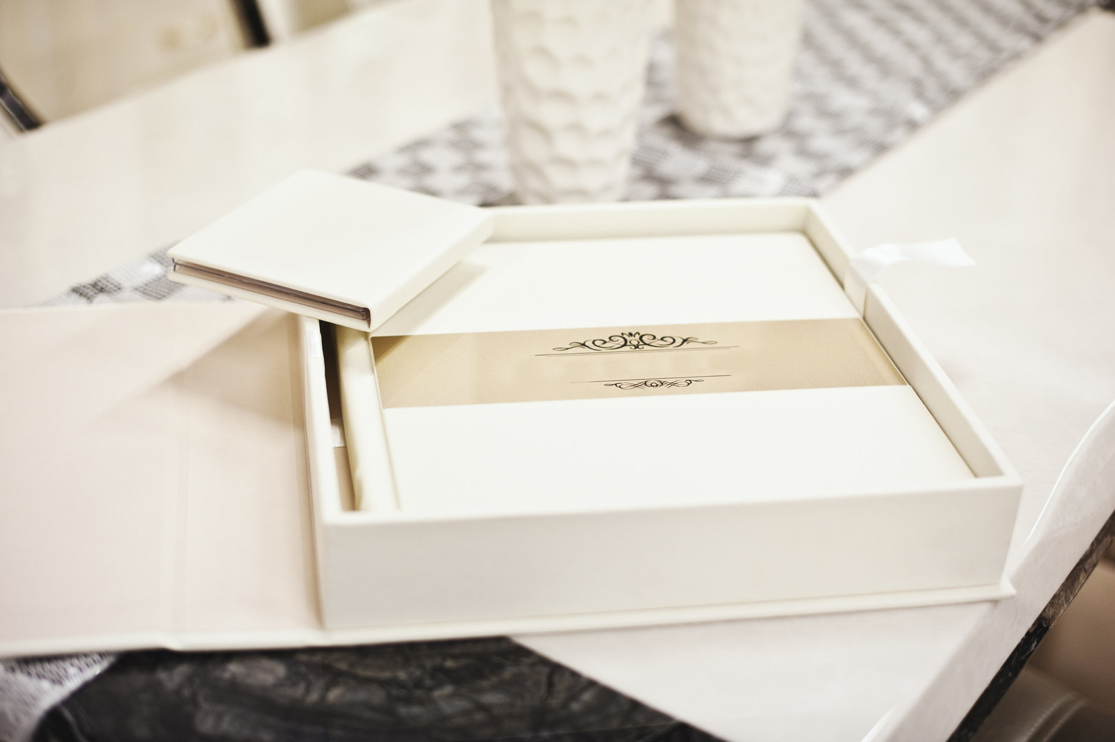Wedding Albums by St. Louis Wedding Photographer Andrew Joseph