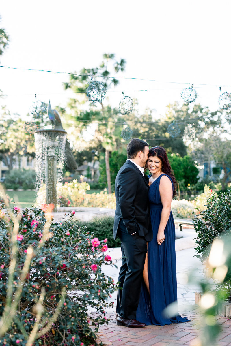 Winter Park Engagement Photographer | Winter Park Wedding Photographer | Engaged couple laughing-6
