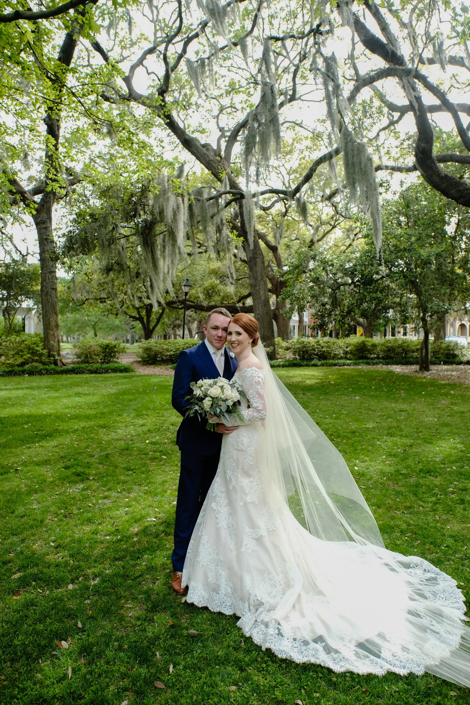 Kathleen & Thomas, Bobbi Brinkman Photography, Savannah Wedding