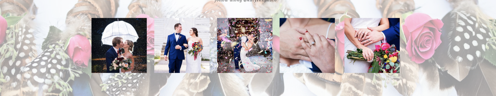Katy Rox Wedding Photographer Instagram