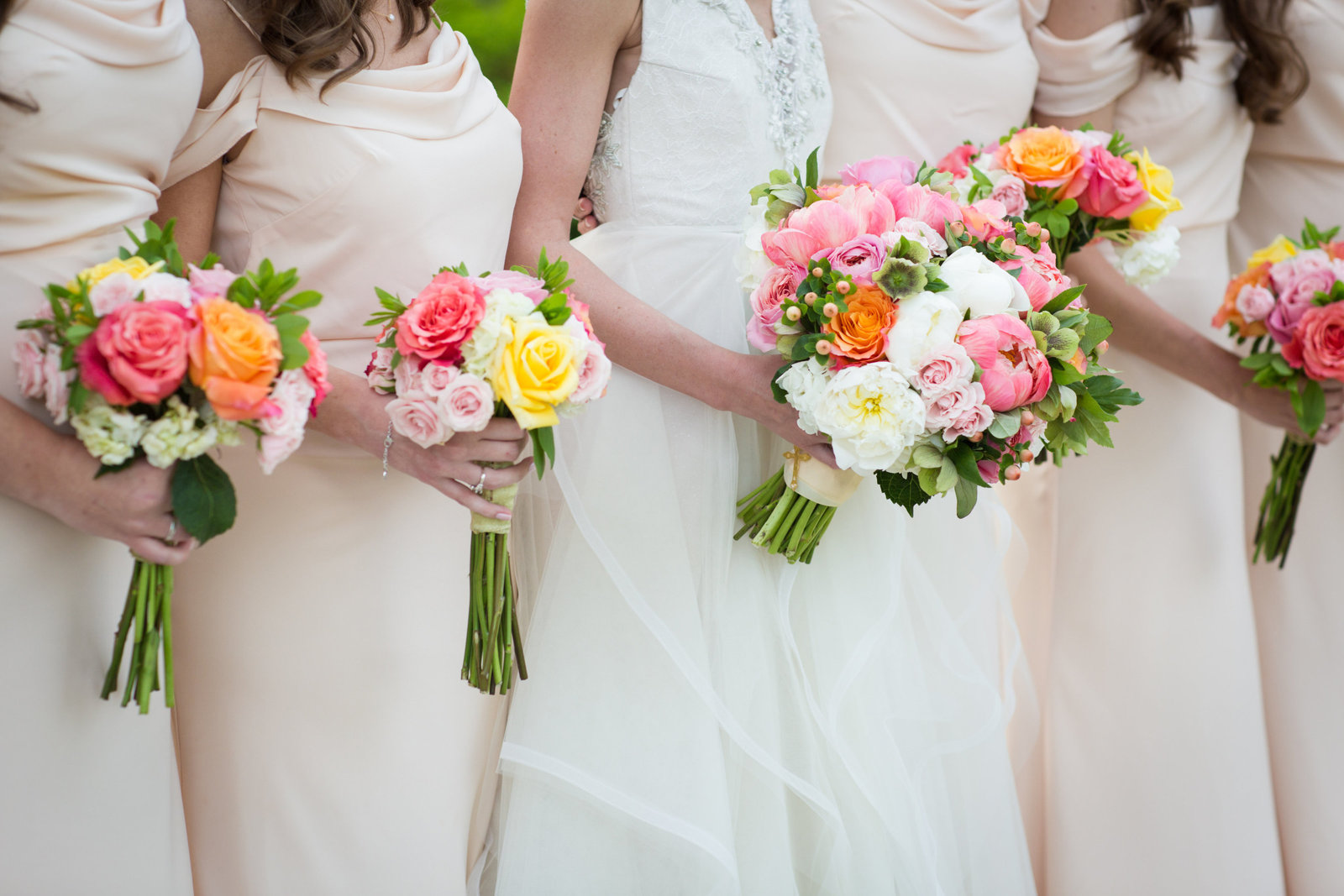 fresh-spring-bridesmaid-bouquets_27103260515_o