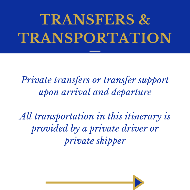 Amazing Amalfi P5 Transfers Transportation