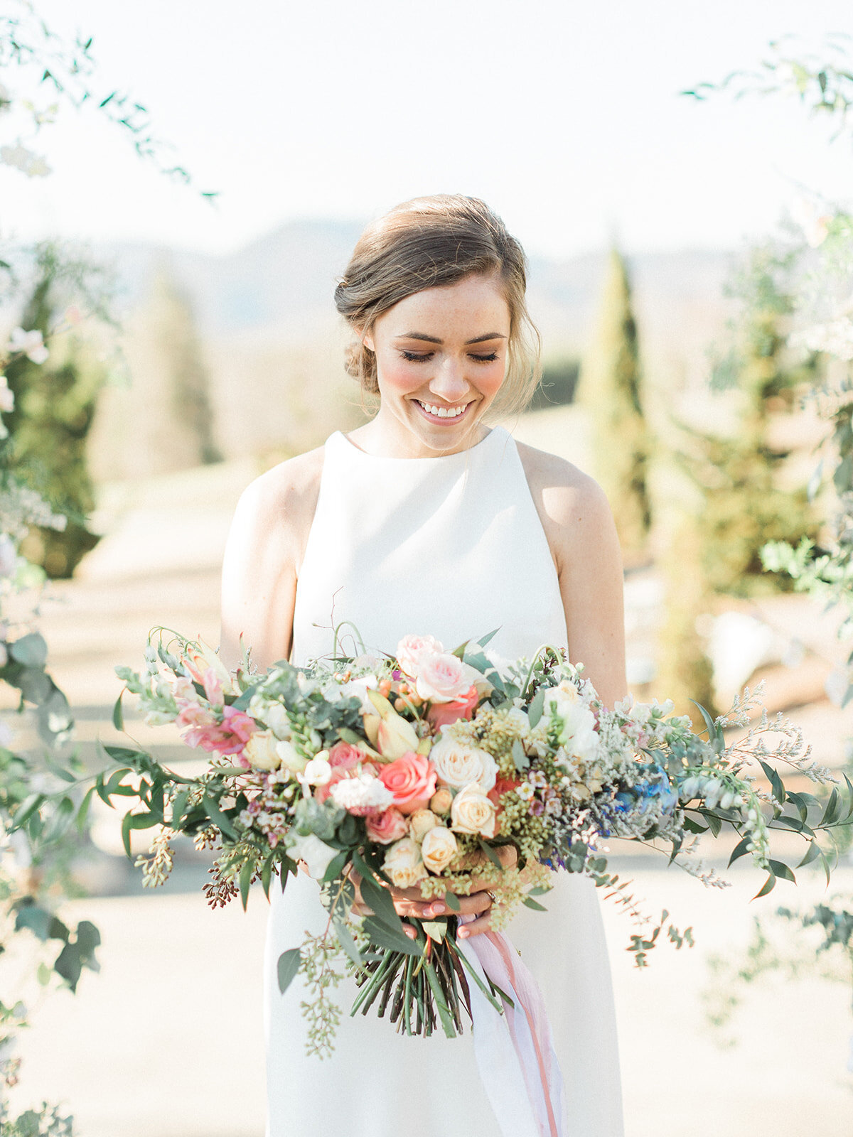 Hotel Domestique Romantic Styled Shoot-716