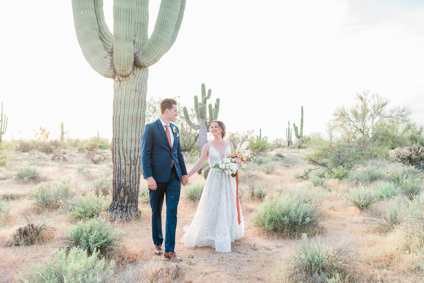 Modern Copper Desert Wedding Styled Shoot 2019-Modern Copper Desert St-0123