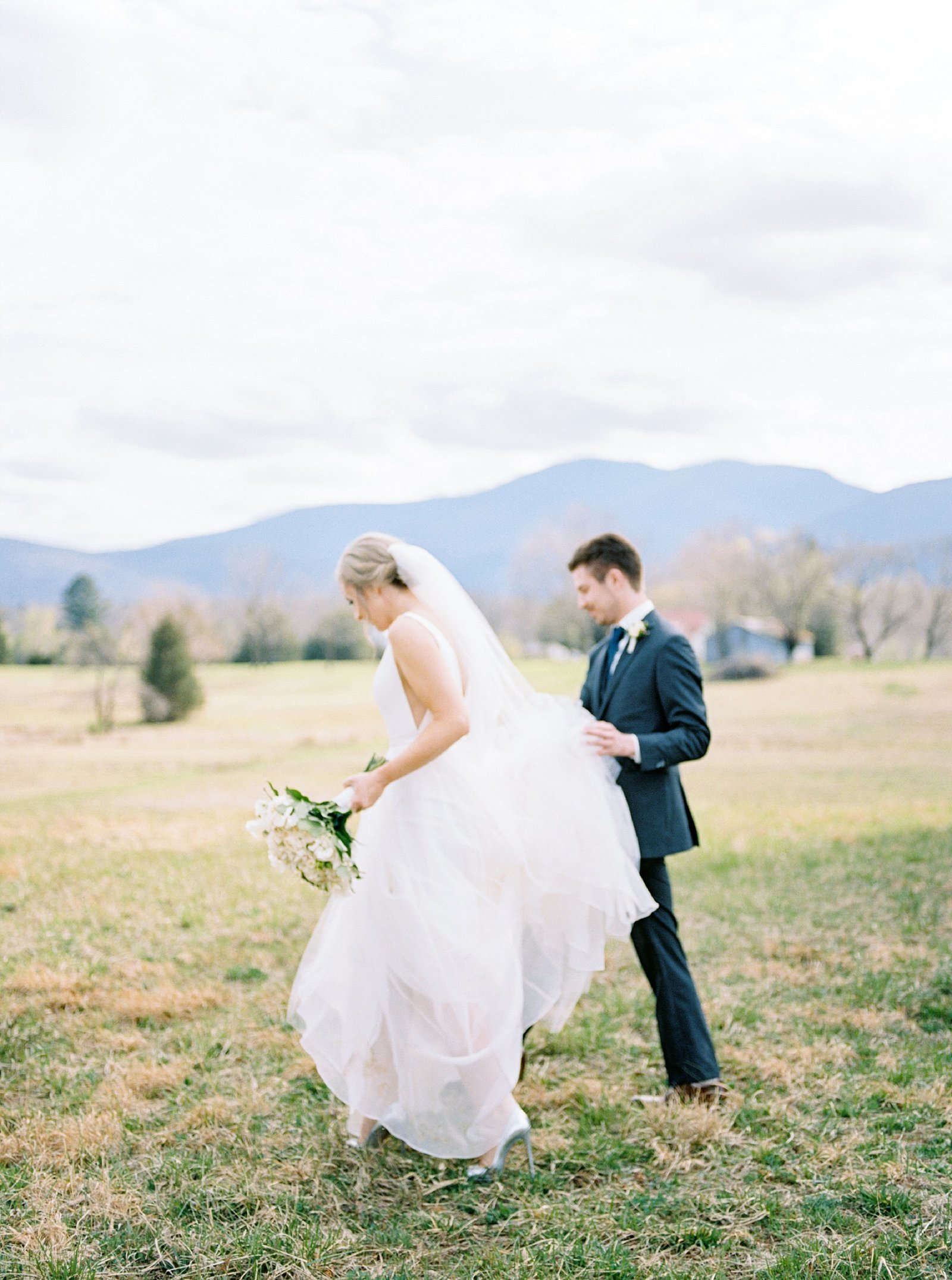 Lynchburg VA Film Wedding Photographer