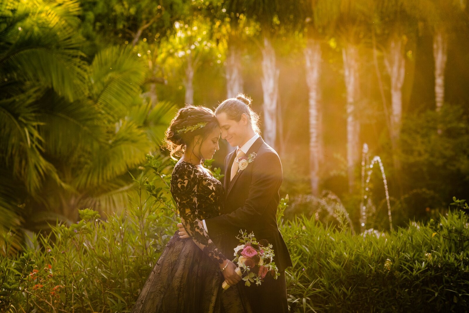 Elopement Photographer  Palm Springs
