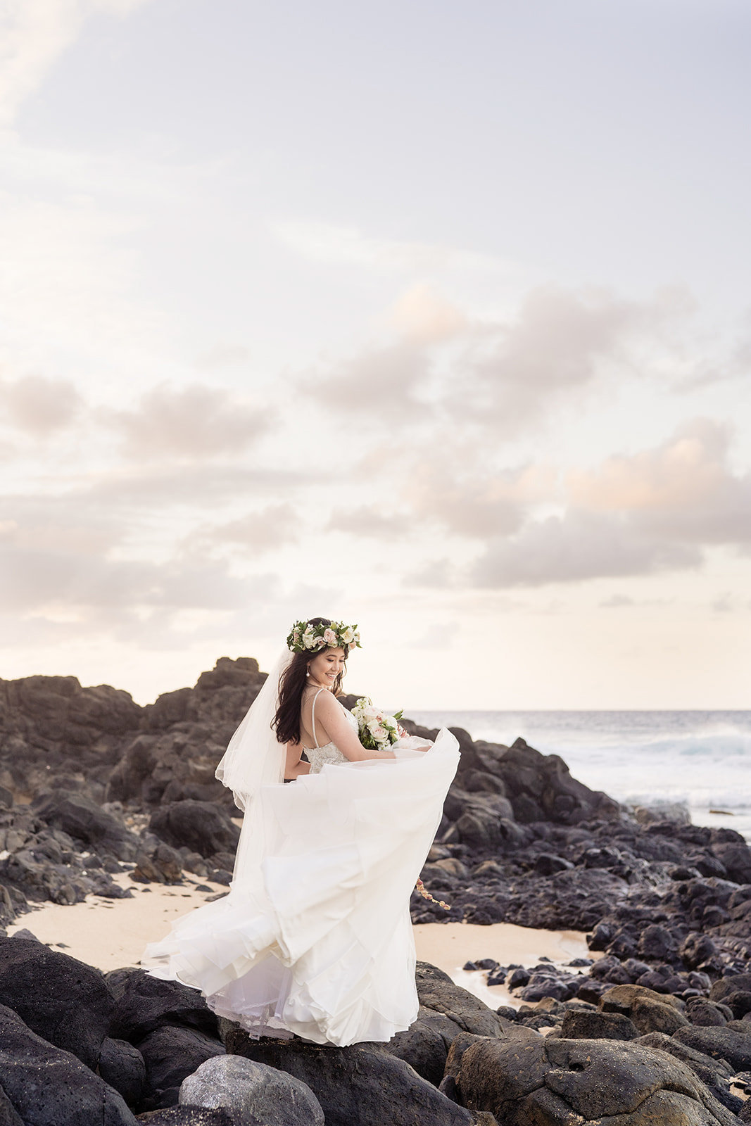 Oahu Hawaii Wedding Photos-223