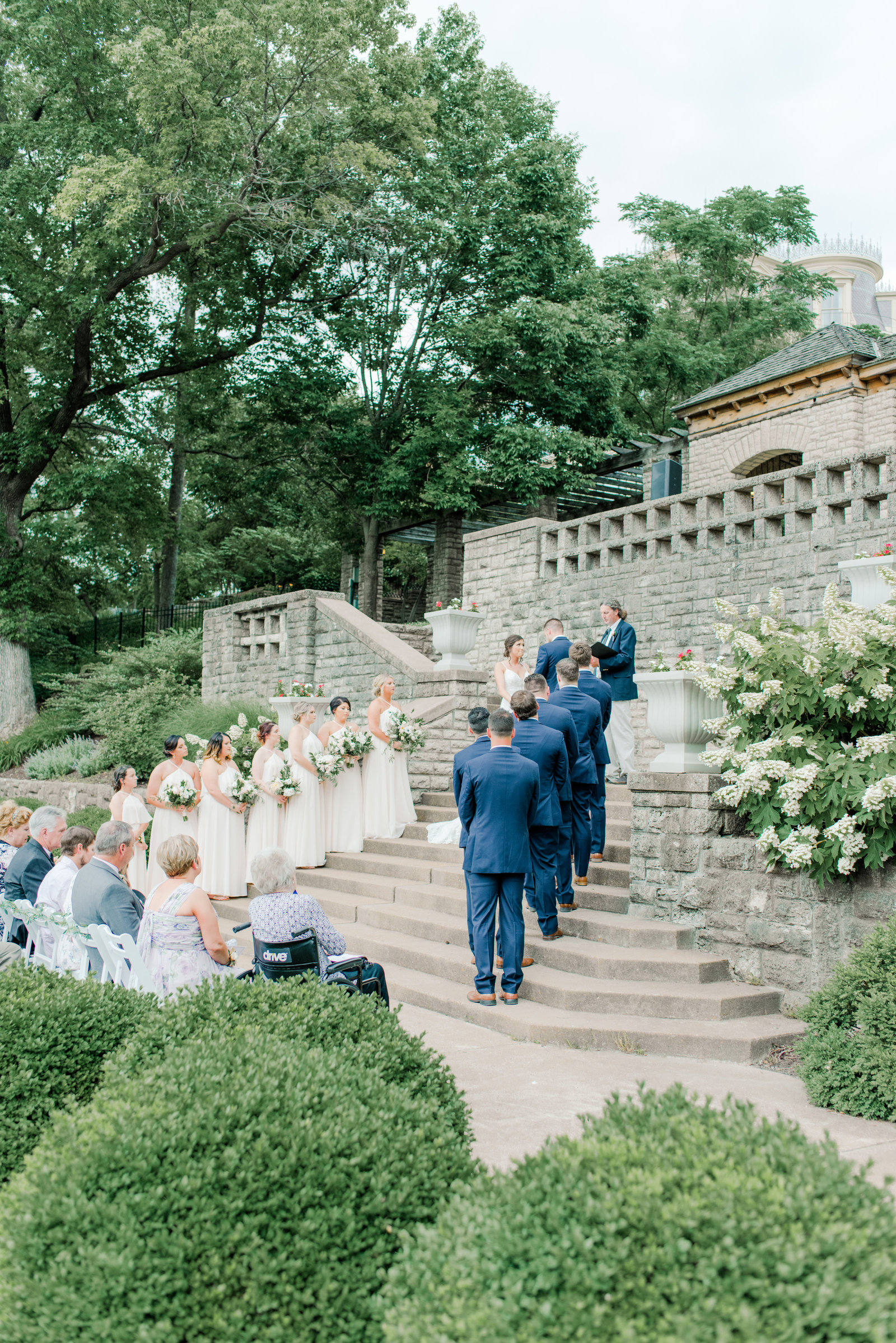 Carnahan Memorial Gardens Wedding _ Haley + Justin-213