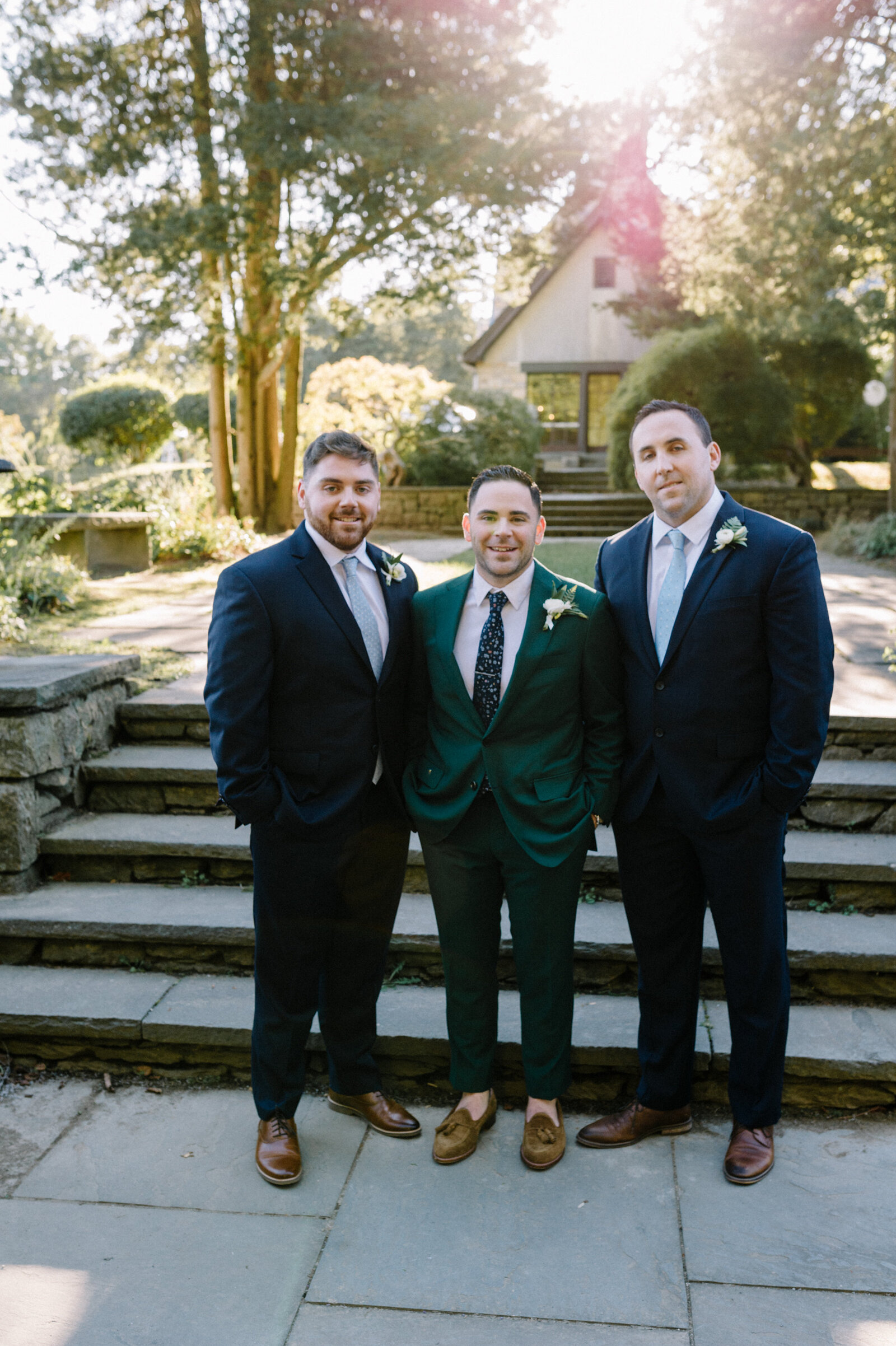 Gallaher Mansion Same Sex Wedding_66