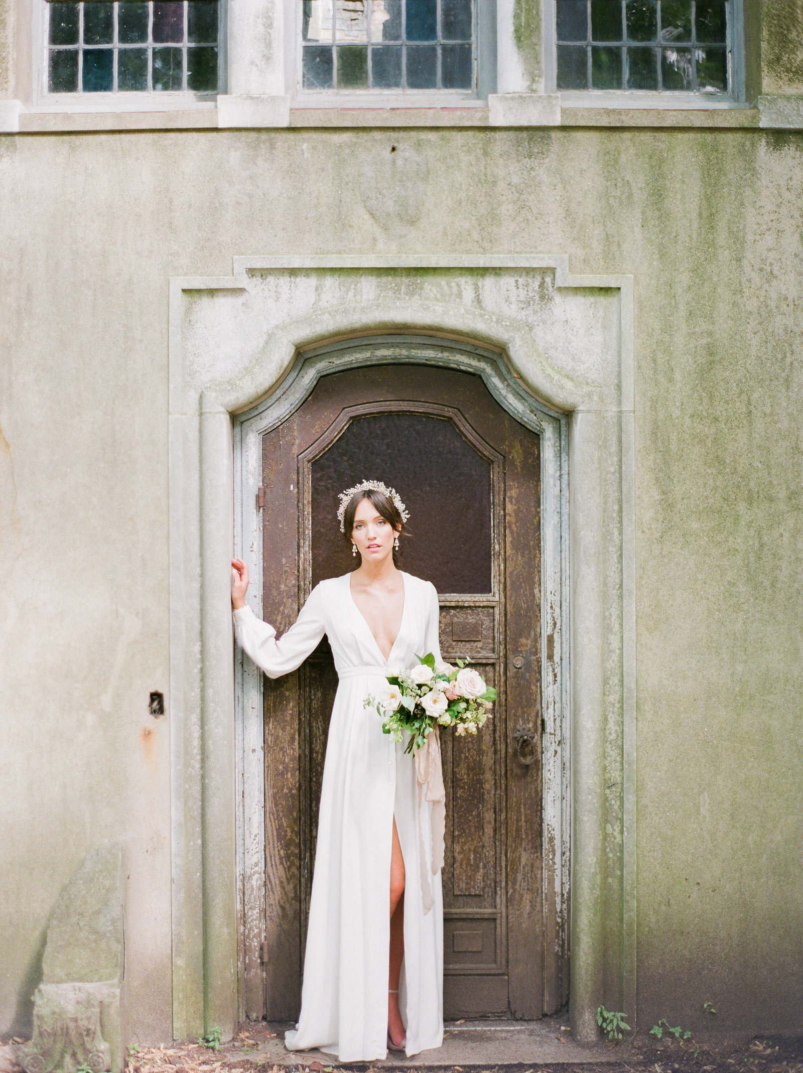 Christa O'Brien Photography Georgia Wedding photographer fine art film  alder manor destination wedding